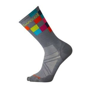 Smartwool Wool Socks PhD Run Ultra Light Crew Sock
